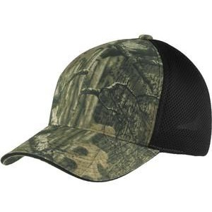 Port Authority® Camouflage Cap w/Air Mesh Back