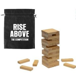 Fun on the Go Games Bag - Tumble Tower